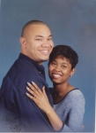Earah Harris and Husband D'Juan Harris